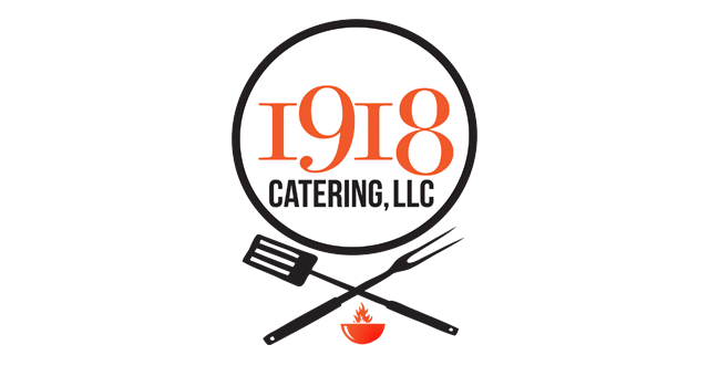 1918 Catering logo